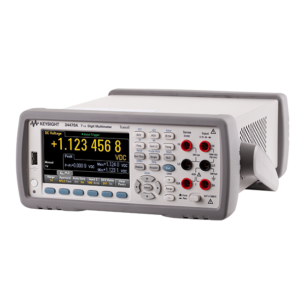 Keysight Wave 2019 Prize - Benchtop Digital Multimeters