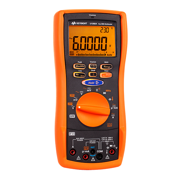 Keysight Wave 2019 Prize - Handheld Digital Multimeters