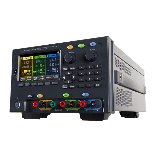 Keysight Wave 2019 Prize - Triple Output Power Supplies
