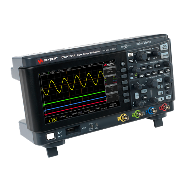 Keysight Wave 2019 Prize - Low-Cost Oscilloscopes