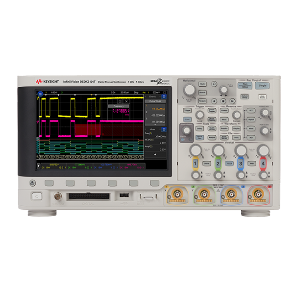 Keysight Wave 2019 Prize - Touchscreen Oscilloscopes