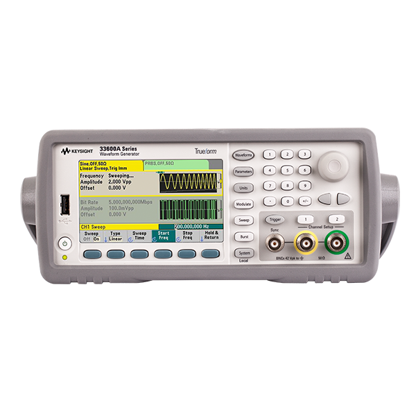 Keysight Wave 2019 Prize - Waveform Generators